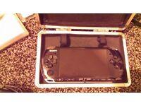 PSP Sony Piano black slim&lite