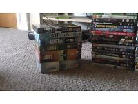 Job lot of dvds good condition