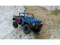 WANTED RC CARS