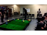 KickPool - Combining Football and Pool