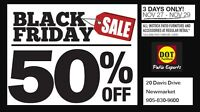 This is the sale you have been waiting for - D.O.T. Newmarket