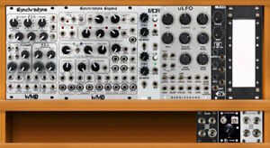 Clear-Out EURORACK 3u and 1u MODULAR SYNTH SALE