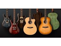Guitar & Bass Lessons in Worthing