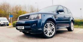 2011 Land Rover Range Rover Sport (11 reg) 3.0 TD V6 HSE 5d Auto