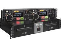 Denon Digital Dj Controller & Cd Player
