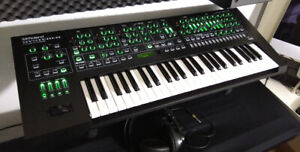 Roland System-8 Synthesizer (with Jupiter-8, Juno-106, JX3P, FM)