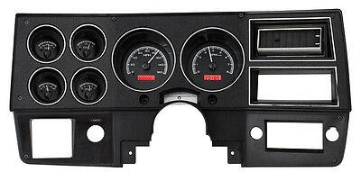 Dakota Digital 73 - 87 Chevy GMC Pickup Truck Analog Gauges Kit VHX-73C-PU-K-R