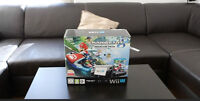 NINTENDO Wii U DELUXE SET WITH ORIGINAL BOX AND GAME