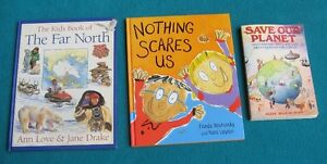 4 primary/Junior  books