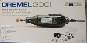DREMEL 200-1/15 Rotary Tool W/15 Acce