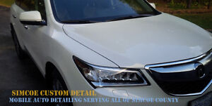 Professional Mobile Auto Detailing Services in Simcoe County