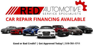 Auto Repair Finance. No credit check needed!!