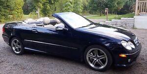2008 Mercedes-Benz CLK350 AMG pack Cabriolet PRÊTE POUR L'ÉTÉ !!