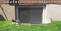 Parging/Foundation Repair