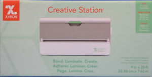 Xyron 624632 Creative Station, 9 inch with 5 inch option