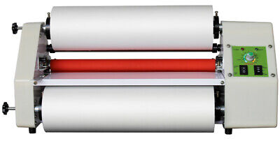 Used Hot Cold Roll Laminator 13 In Thermal Laminator 220v A3 Doubel Side