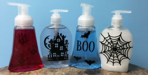 Halloween Decor - Hand Soap