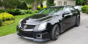 2009 CTS-V 100% original, perfectly maintained