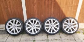 """VW, 18"""", Inch, Vancouver, Style, Alloys,Wheels, 5x112, VW, Audi, Seat,"""