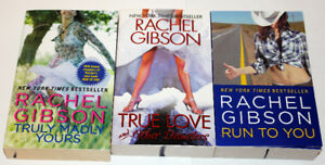 Rachel Gibson and Jeaniene Frost Books