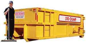 Junk Removal & Dumpster Rentals for Calgary - Same Day Service