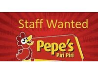Griller/Chef, Kitchen Staff and Cashier Jobs available