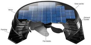 large solar powered ventilator