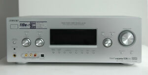 SONY STR-DG800 7.1 Home Theater AV Receiver silver in colour