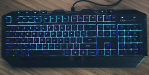 CM Storm Devastator - LED Gaming Keyboard and Mouse Combo