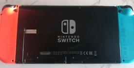 Nintendo switch newest model v2