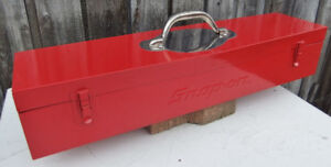 """Snap on KRA 109 Hand Carry Tool Box--25 5/8""""  Long"""