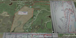 Good investment/55Acres Zoned AG at this time ,low taxs