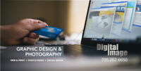 Graphic Design, Printing and Web Design Services