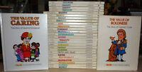 Value Tales - 28 Kids books