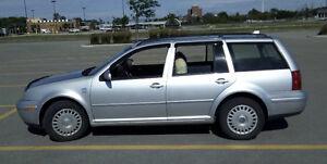 2003 Volkswagen Jetta TDI GLS Wagon