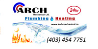 ARCH Plumbing and Heating