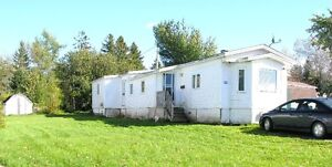 3 Bedroom mini home Riverview rent to own or for sale