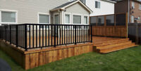 Deck and Fence Expert Looking To Turn Your Dreams Into Reality