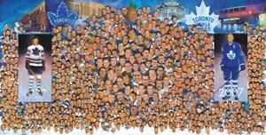 Toronto Maple Leaf All-time Roster painting