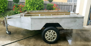 Box Trailer For Cheap (functional) Noble Park Greater Dandenong Preview