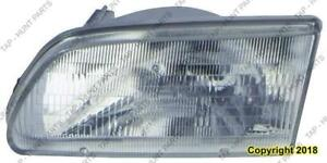 Head Light Passenger Side Toyota Tercel 1995-1996