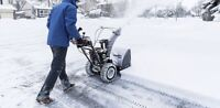 Cheap!!! Snow removal with On-point Landscaping