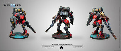 Infinity BNIB Raicho Armored Brigada 280692-0726