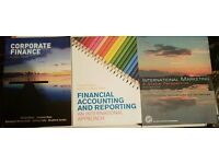 Finance Marketing Accounting Books - you decide how much you can pay!