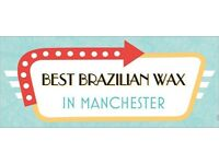 Brazilian wax only £12