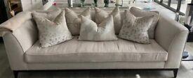 Italian Handmade Sofa [Good Condition]