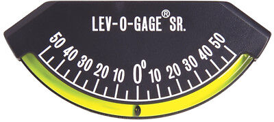 Sun Industrial Lev-o-gage Sr. - Glass Tube Inclinometer