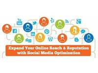 I can manage your SOCIAL MEDIA! BOOST YOUR BUSINESS with Socia Media Management.