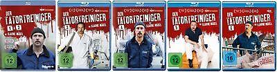 Der Tatortreiniger 1-6 (1+2+3+4+5+6) Blu-ray Set NEU OVP