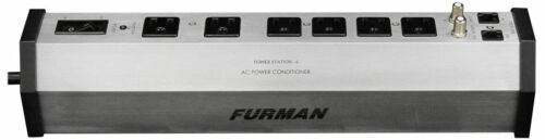 Furman PST-6 Surge Power Conditioner 6 AC Outlet Strip 15 Amp
